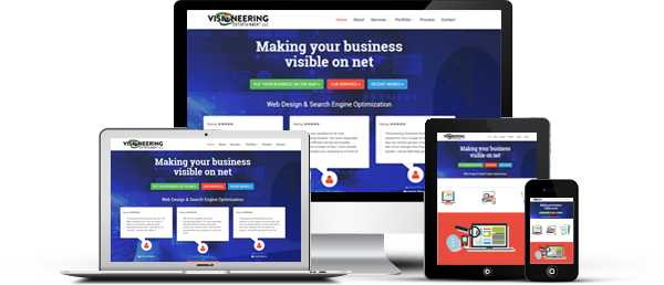 About Visioneering Unlimited Studios Web Development and Design